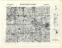 Map Image 021, Washtenaw County 1957